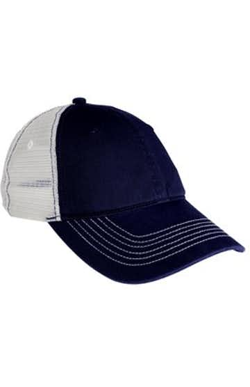District DT607 New Navy / White