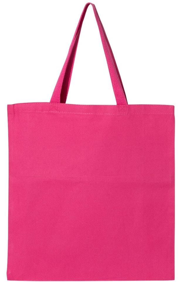 Q-Tees Q800 Hot Pink