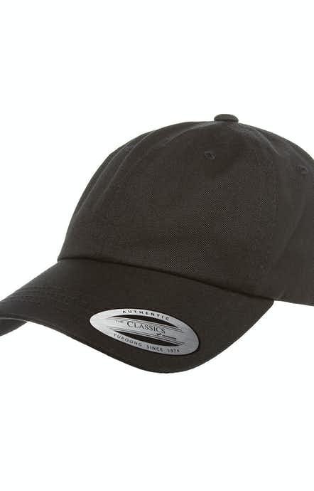 Yupoong 6245CM Black