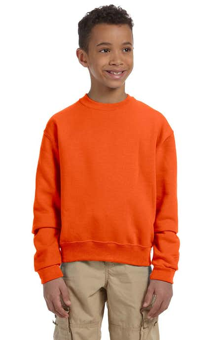 Jerzees 562B High Viz Safety Orange
