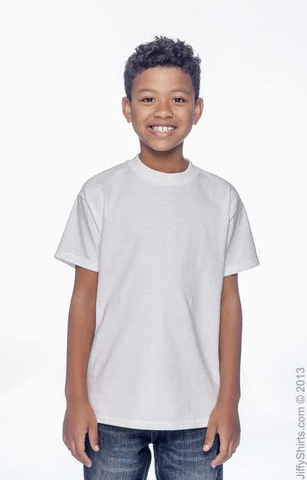 Hanes 54500 White