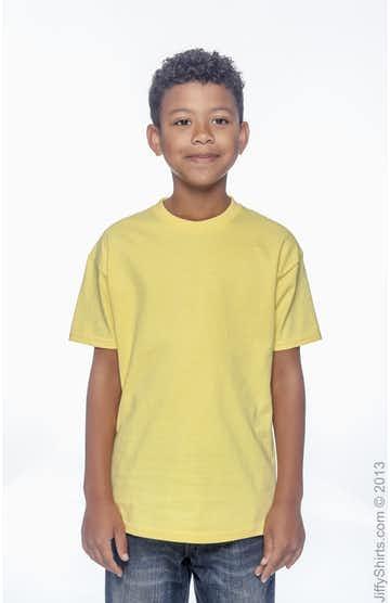 Hanes 54500 Yellow