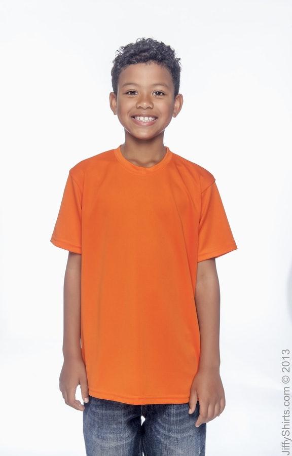 Harriton M320Y Team Orange
