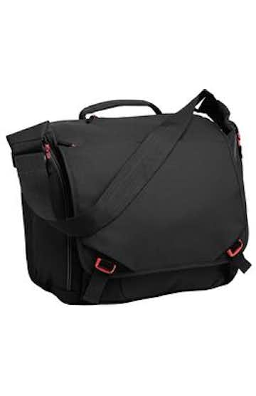 Port Authority BG300 Black / Red