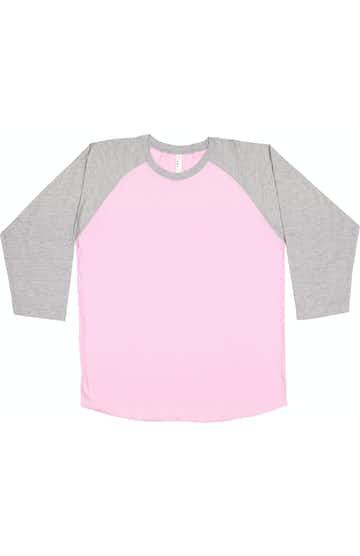LAT 6930 Pink/ Vin Hthr