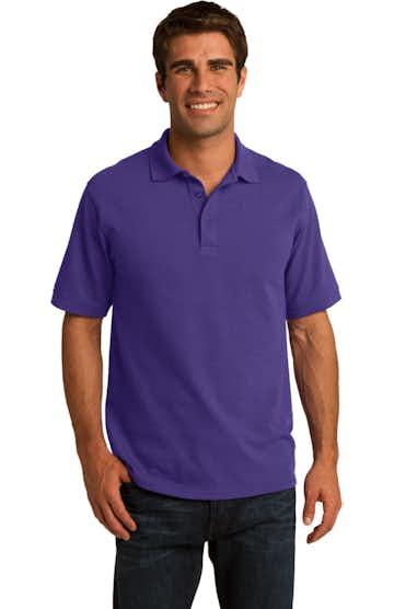 Port & Company KP155 Purple