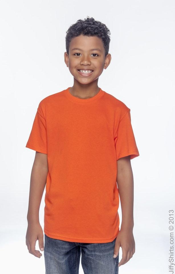 Hanes 5370 Orange