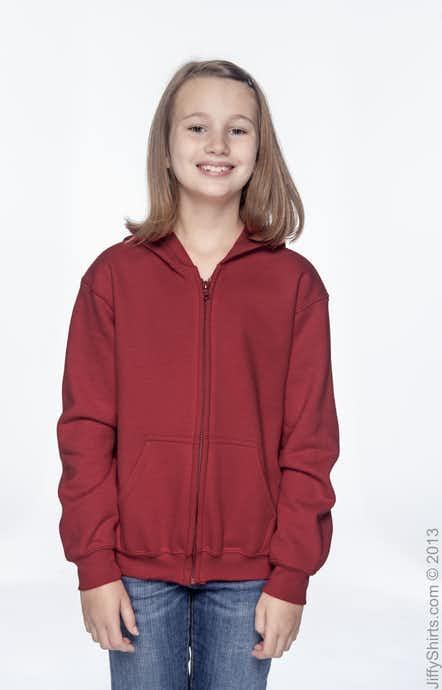Gildan G186B Red