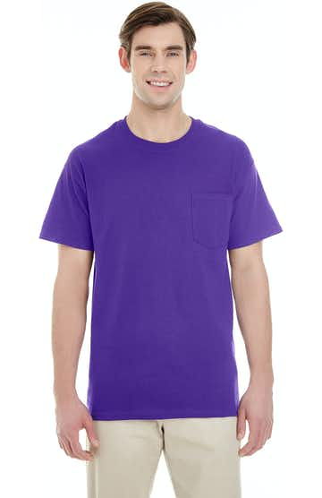 Gildan G530 Purple
