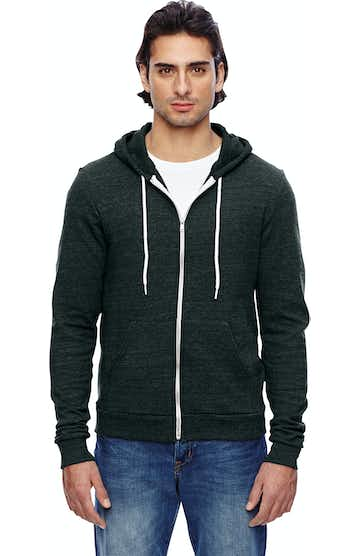 American Apparel TRT497W Tri Black