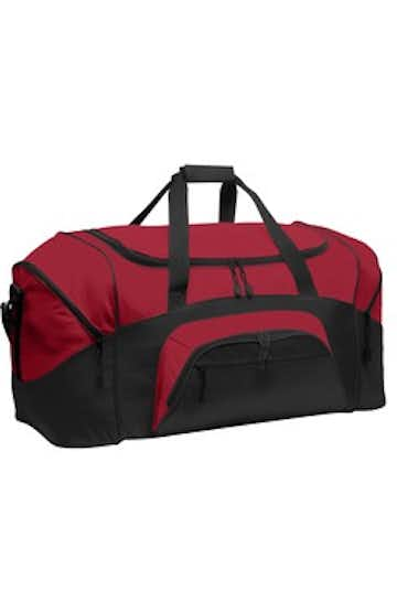 Port Authority BG99 True Red / Black