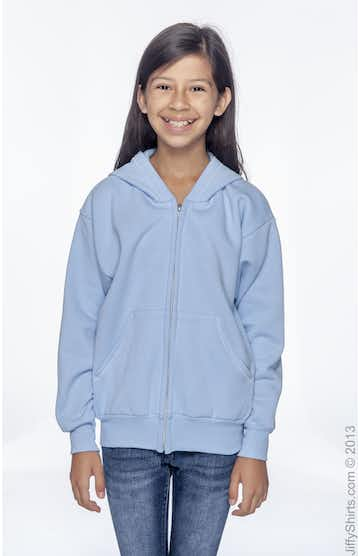 Hanes P480 Light Blue