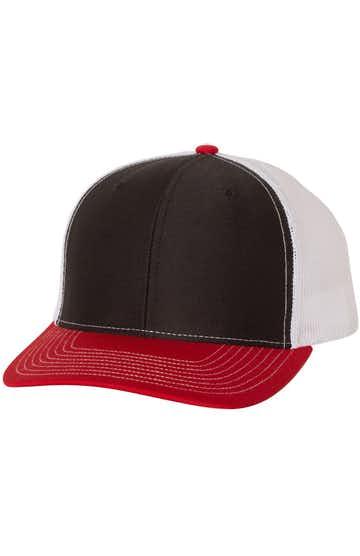 Richardson 112 Black/ White/ Red