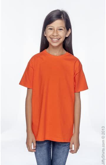 Hanes 5480 Orange