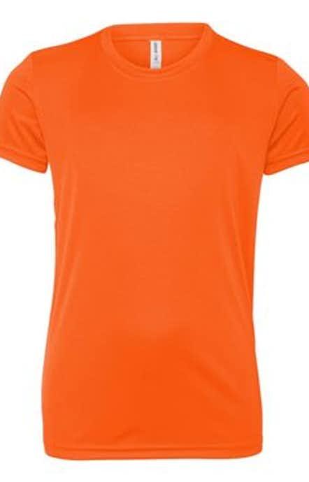All Sport Y1009 Sport High Viz Safety Orange