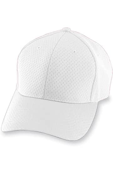 Augusta Sportswear 6236 White