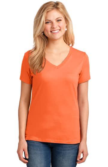 Port & Company LPC54V Neon Orange