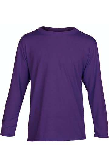 Gildan G424B Purple