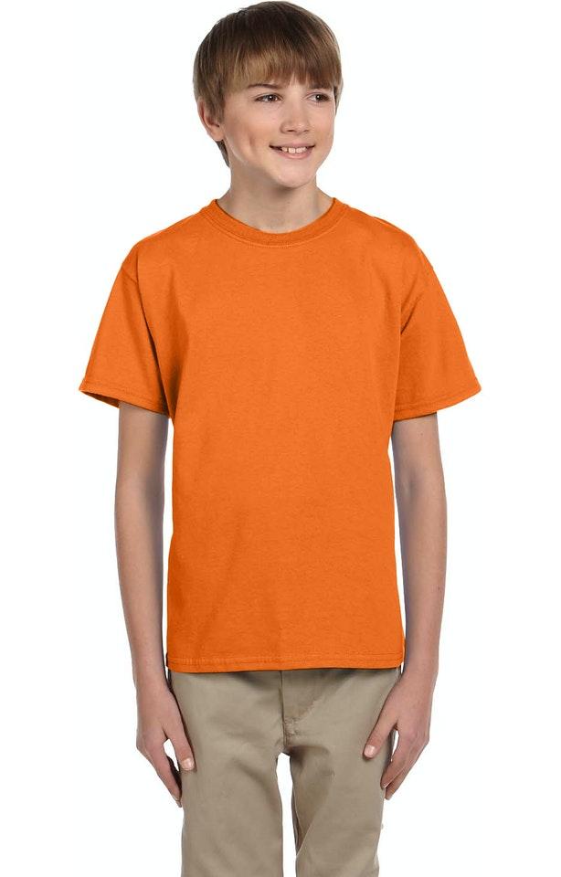 Fruit of the Loom 3931B Safety Orange
