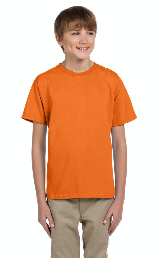Fruit of the Loom 3931B Safety Orange