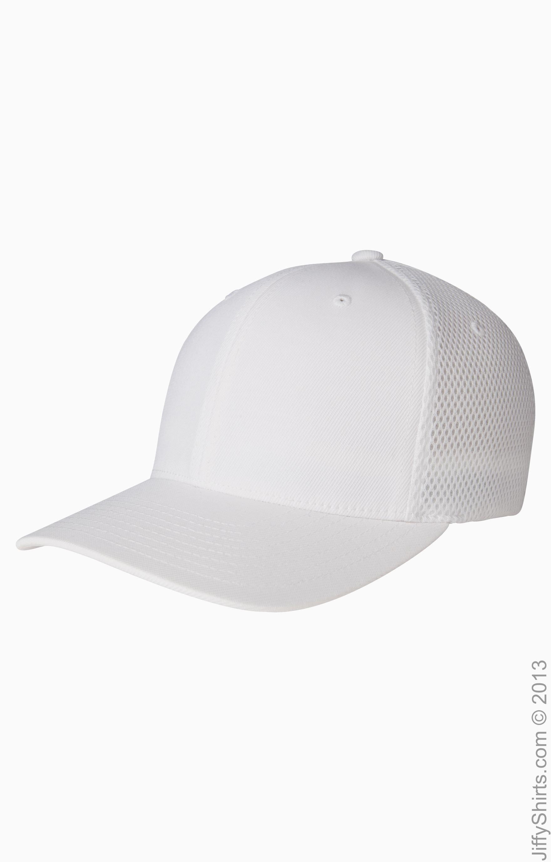 Flexfit 6533 White