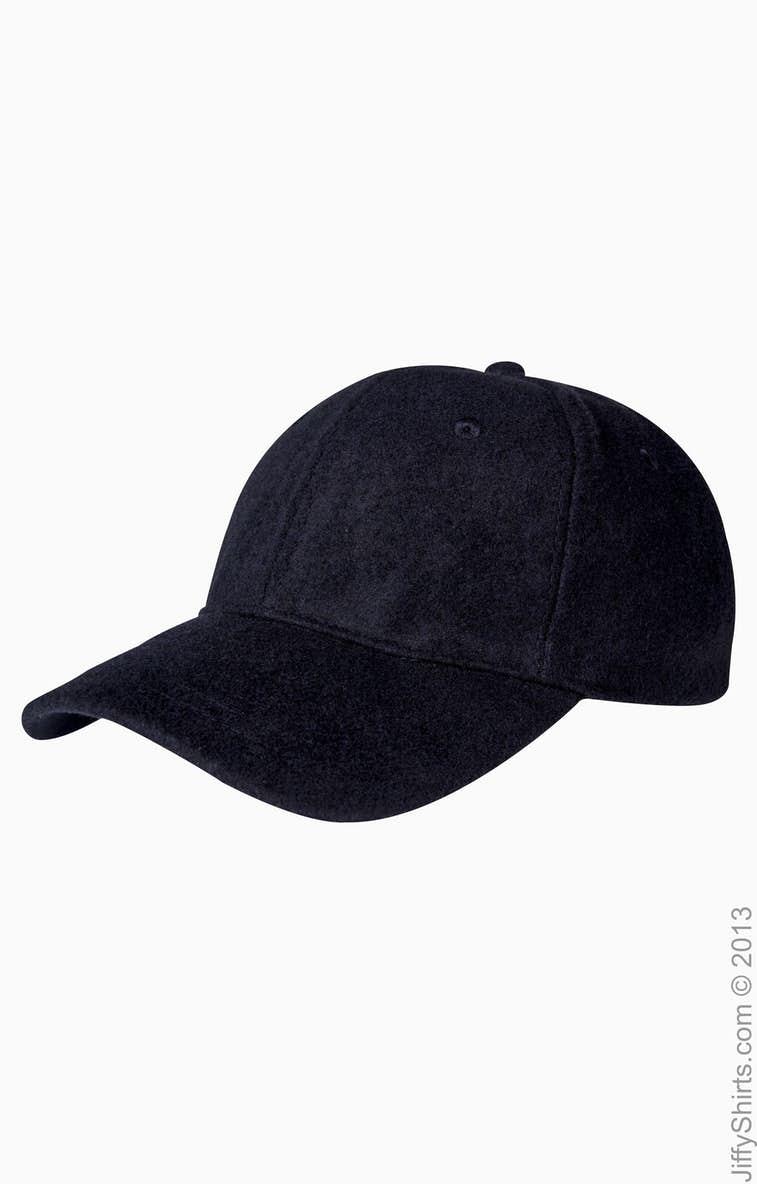 eae3476eb1e37 Big Accessories BA517 Cold Weather Baseball Cap - JiffyShirts.com