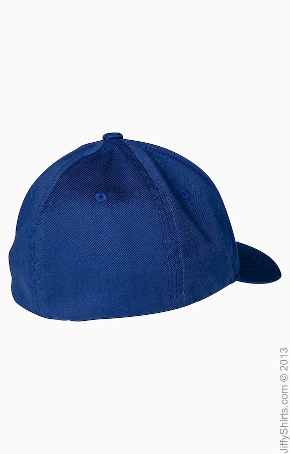 89d3e9876 Flexfit 6277Y Youth Wooly 6-Panel Cap - JiffyShirts.com