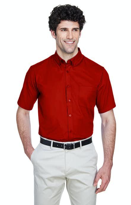 Ash City - Core 365 88194 Classic Red