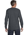 Hanes 5586 Charcoal Heather