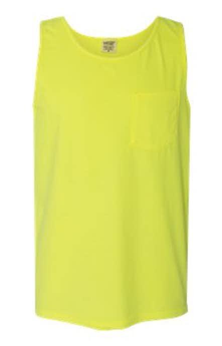 Comfort Colors 9330 Neon Yellow