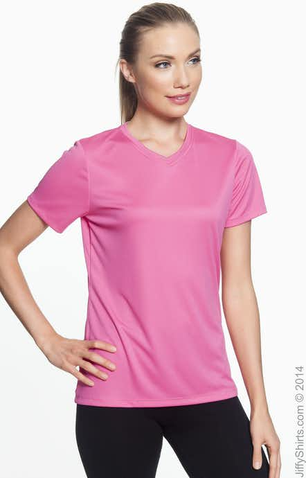 Hanes 483V Wow Pink