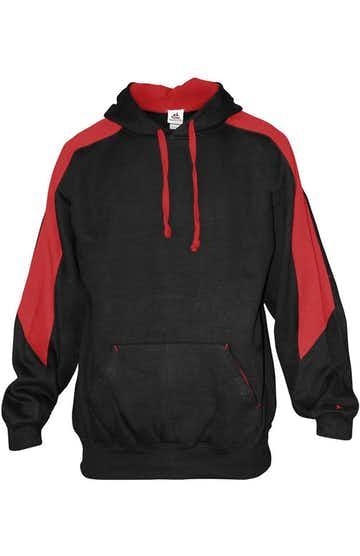 Badger BD1265 Black / Red