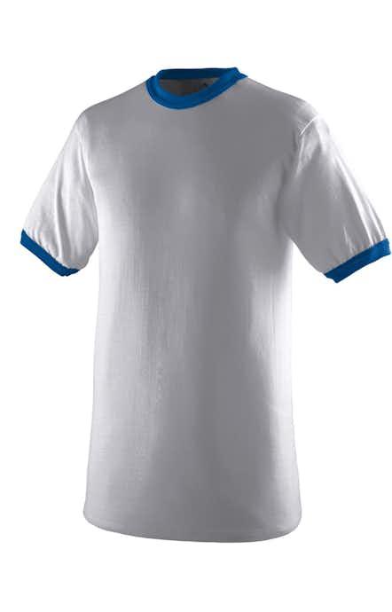 Augusta Sportswear 710 Athletic Heather/Royal