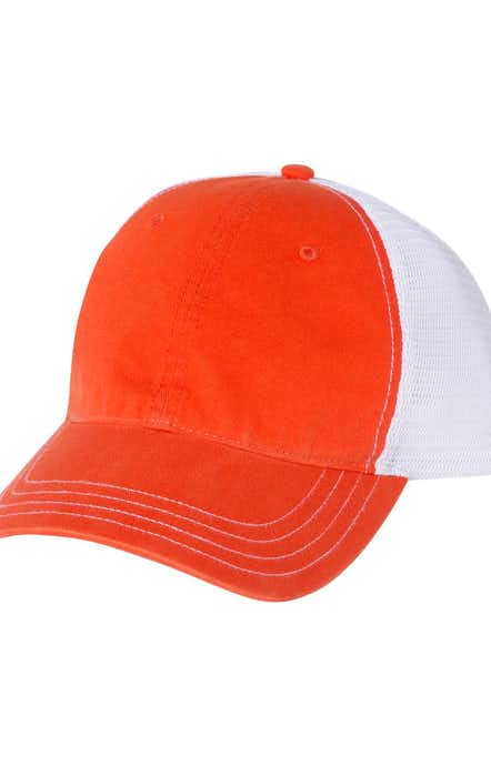 Richardson 111 Orange/ White