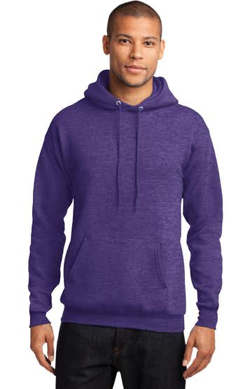 Port & Company PC78H Heather Purple