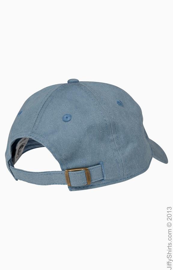 65317b22367e4 Pigment-Dyed Baseball Cap