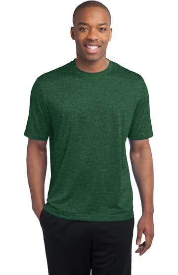 Sport-Tek TST360 Forest Green Heather