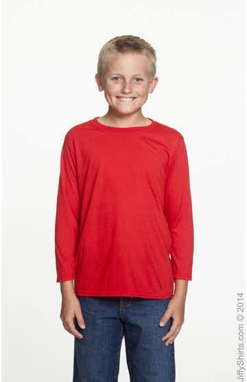 Gildan G424B Red