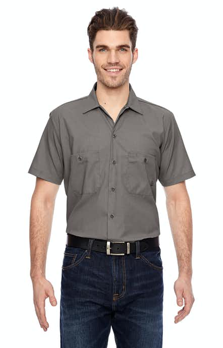 Dickies LS535 Graphite Grey