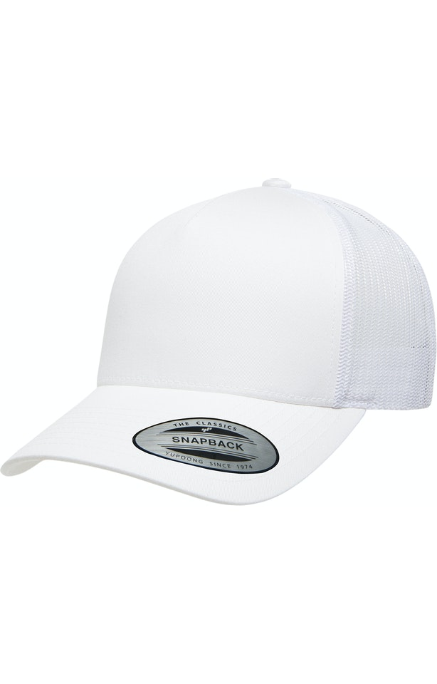 Yupoong 6506 White