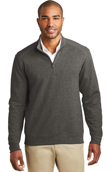 Port Authority K807 Charcoal Heather / Mh Gray