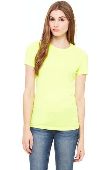 Bella + Canvas 6650 Neon Yellow