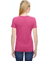 Fruit of the Loom L3930R Retro Heather Pink