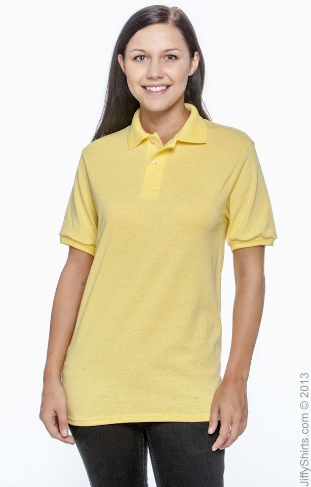 Hanes 054 Yellow