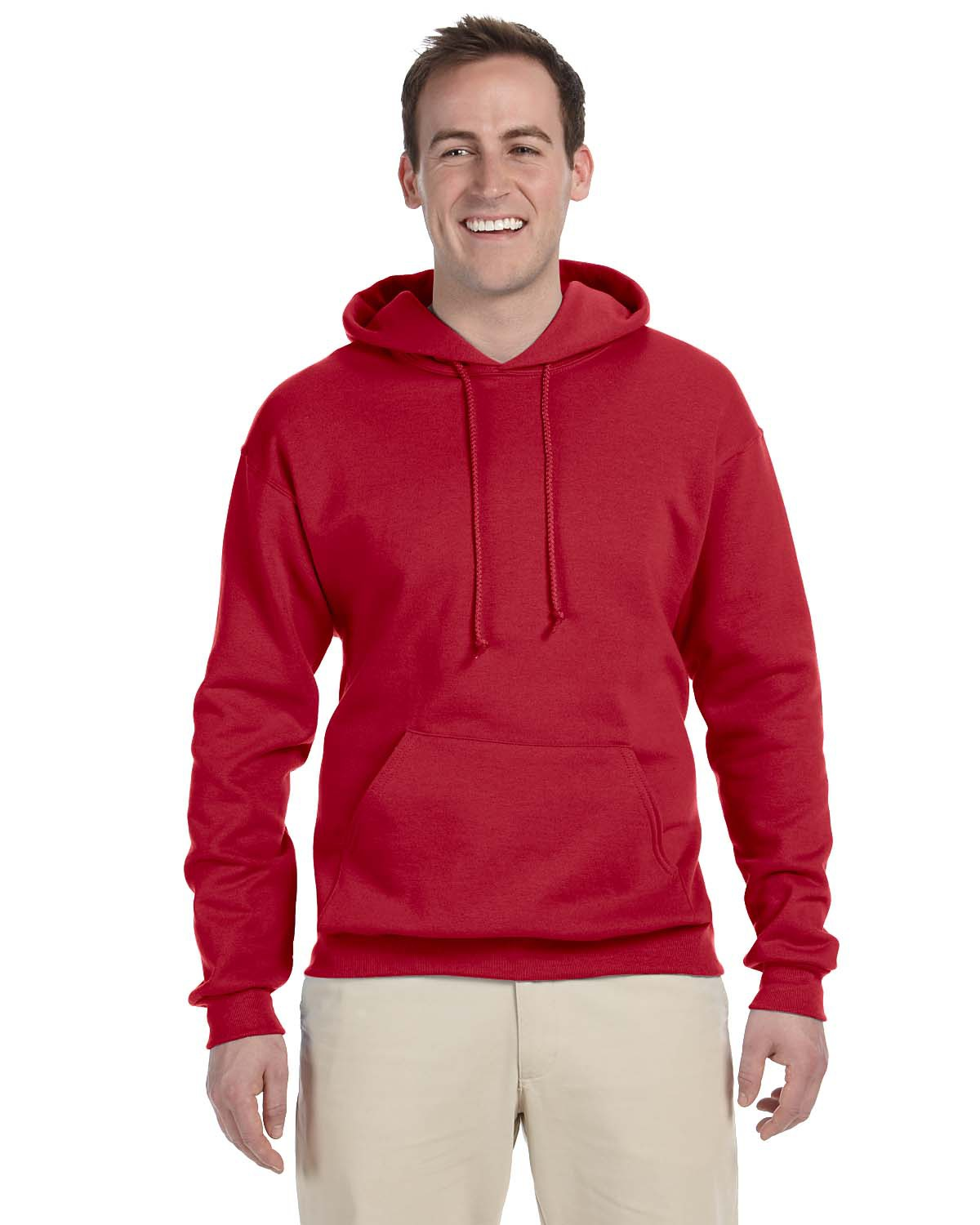 Jerzees 996 True Red Adult 8 Oz Nublend Fleece Pullover Hood Sportek is the largest importer and distributor of spandex blend, fleeces, stretch and none stretch. jerzees 996 true red adult 8 oz nublend fleece pullover hood