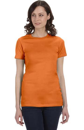 Bella + Canvas 6004 Burnt Orange