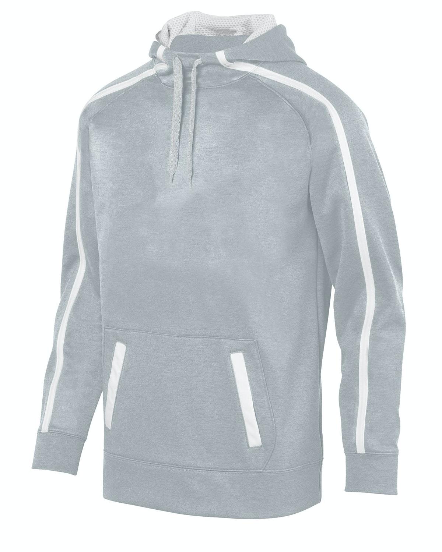 Augusta Sportswear 5554 Silver/ White
