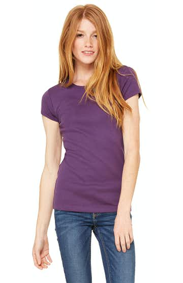 Bella + Canvas 1001 Purple