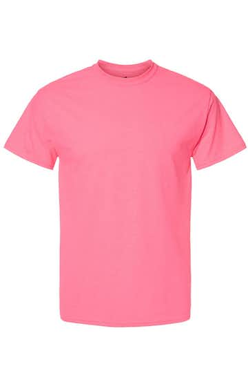Hanes 5280 Safety Pink