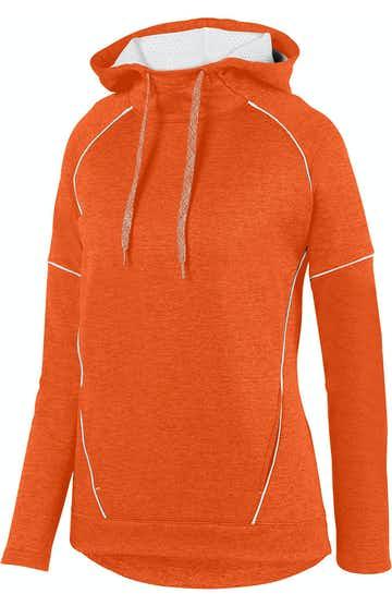 Augusta Sportswear 5556 Orange/ White